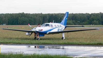 OK-ALT - Piper PA-46-500TP Malibu Meridian - Private