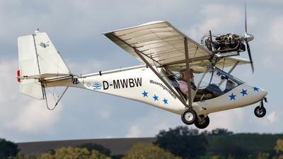 D-MWBW - Ikarus C-22 - Fliegerclub Wasentegernbach