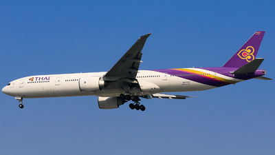 A picture of HSTKO - Boeing 7773AL(ER) - Thai Airways - © Quang Huy