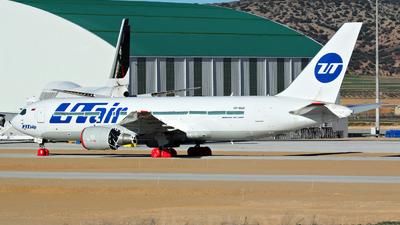 VP-BAQ - Boeing 767-224(ER) - UTair Aviation