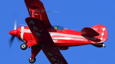 N49343 - Pitts S-1T - Private