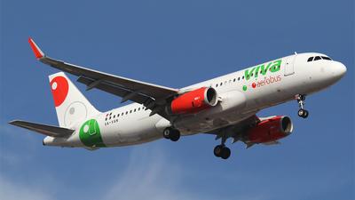 A picture of XAVAN - Airbus A320232 - VivaAerobus - © Alejandro Aceves