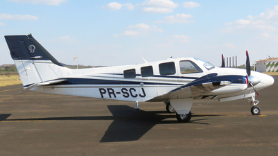 PR-SCJ - Beechcraft 58 Baron - Private