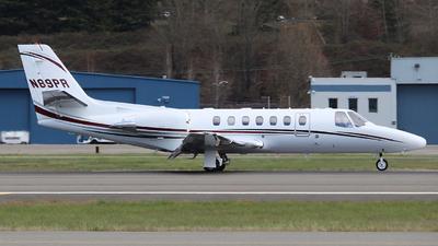 N89PR - Cessna 560 Citation Encore - Private