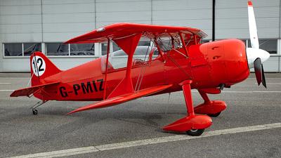 G-PMIZ - Pitts 12S - Private