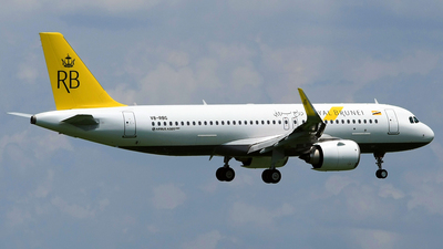 V8-RBG - Airbus A320-251N - Royal Brunei Airlines