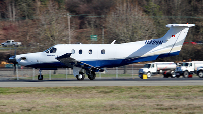 N226N - Pilatus PC-12/45 - Private