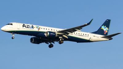 PR-AYC - Embraer 190-200IGW - Azul Linhas Aéreas Brasileiras