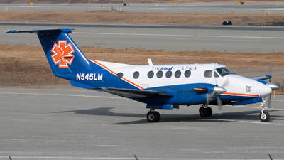 N545LM - Beechcraft B200 Super King Air - LifeMed Alaska