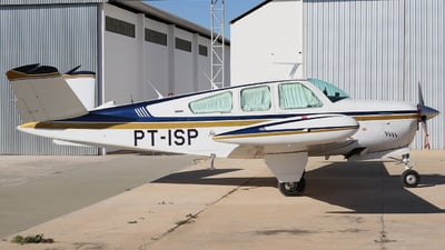 PT-ISP - Beechcraft 35 Bonanza - Private