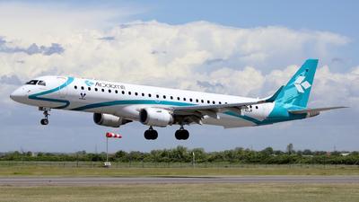 A picture of IADJR - Embraer E195LR - Air Dolomiti - © Marin Ghe.