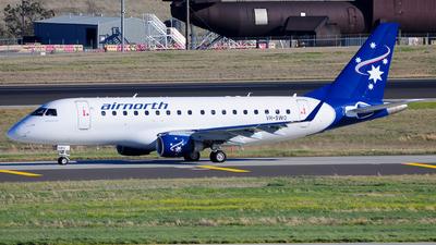 VH-SWO - Embraer 170-100LR - Air North