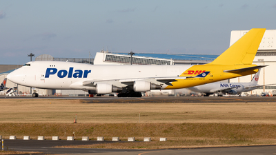 N487MC - Boeing 747-45EF(SCD) - Polar Air Cargo