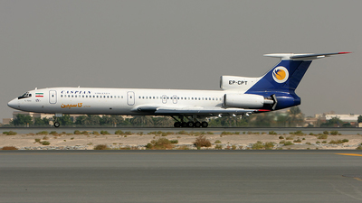 EP-CPT - Tupolev Tu-154M - Caspian Airlines