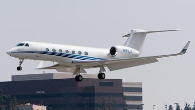 N159JA - Gulfstream G550 - Private