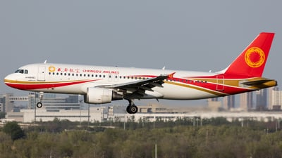 B-6900 - Airbus A320-214 - Chengdu Airlines