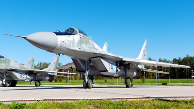 14 - Mikoyan-Gurevich MiG-29 Fulcrum - Russia - Air Force