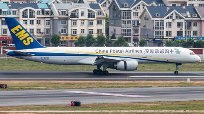A picture of B2831 - Boeing 7572Y0 - China Postal Airlines - © XF4670