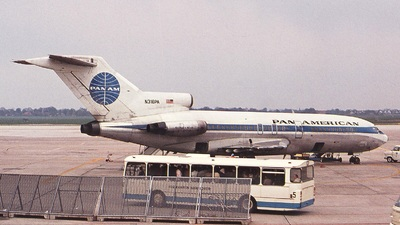 N316PA - Boeing 727-21 - Pan Am