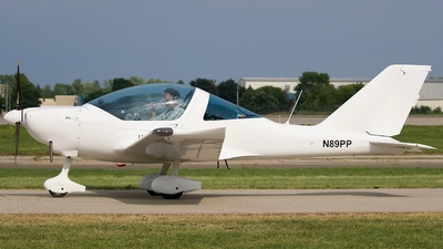 N89PP - TL Ultralight TL-2000 Sting S4 - Private
