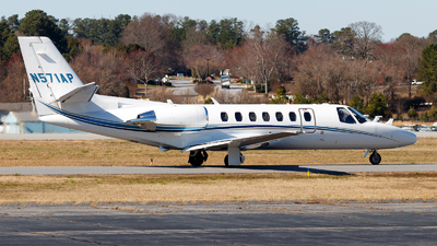 N571AP - Cessna 560 Citation Encore - Private