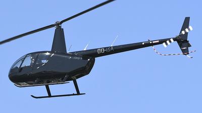 OO-ISA - Robinson R44 Raven - Air Technologie