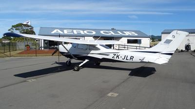 ZK-JLR - Cessna 182T Skylane - Pelorus Air