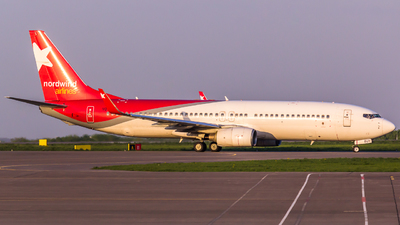 VQ-BUV - Boeing 737-86N - Nordwind Airlines