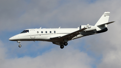 N13WF - Gulfstream G150 - Private