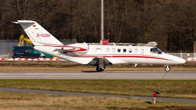 A picture of DCUGF - Cessna 525B CitationJet CJ3+ -  - © Sebastian Sowa
