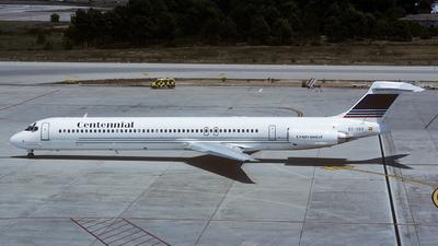 EC-323 - McDonnell Douglas MD-83 - Centennial Airlines