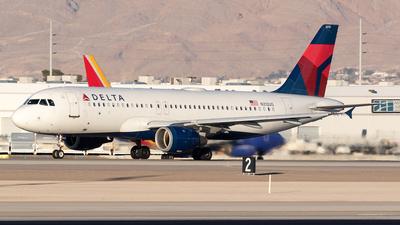 N312US - Airbus A320-211 - Delta Air Lines