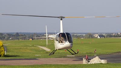 SP-HPS - Robinson R44 Raven - Helipoland