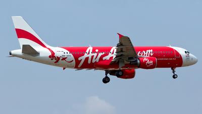 9M-AHU - Airbus A320-214 - AirAsia