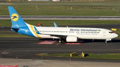 UR-PSF - Boeing 737-84R - Ukraine International Airlines