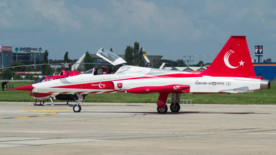 71-3052 - Canadair NF-5A Freedom Fighter - Turkey - Air Force