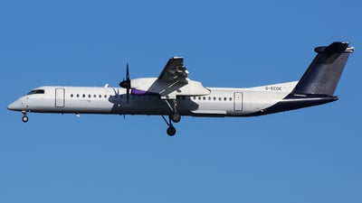 G-ECOK - Bombardier Dash 8-Q402 - Flybe