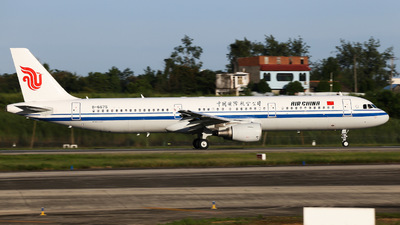 B-6675 - Airbus A321-213 - Air China