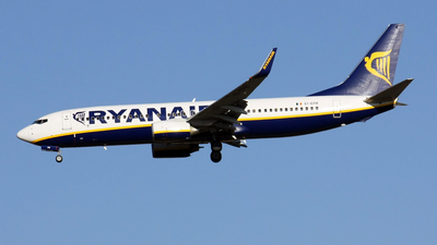 EI-EPB - Boeing 737-8AS - Ryanair