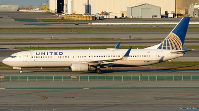N68802 - Boeing 737-924ER - United Airlines