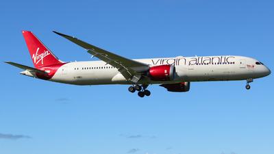 G-VBEL - Boeing 787-9 Dreamliner - Virgin Atlantic Airways