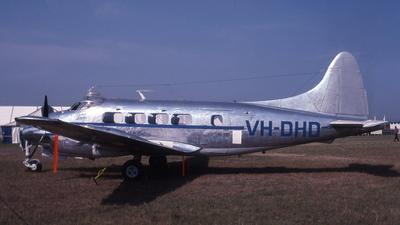 VH-DHD - De Havilland DH-104 Dove - Private