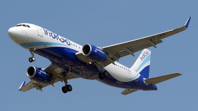 A picture of VTIAP - Airbus A320232 - IndiGo - © Sriram Hariharan