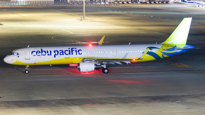 RP-C4114 - Airbus A321-211 - Cebu Pacific Air