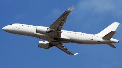A picture of SUGFD - Airbus A220300 - Air Sinai - © meir feder