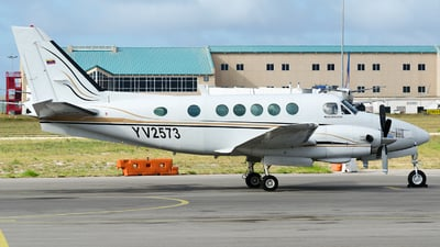 YV2573 - Beechcraft A100 King Air - Private