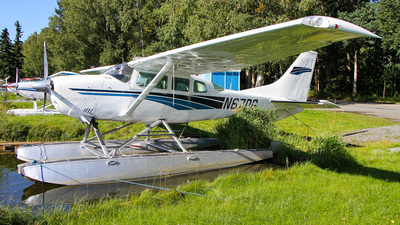 A picture of N67DG - Cessna U206F Stationair - [U20602375] - © C. v. Grinsven