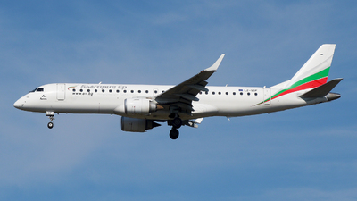 LZ-SOF - Embraer 190-100IGW - Bulgaria Air