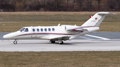 D-ISLT - Cessna 525A CitationJet CJ2 - Sylt Air