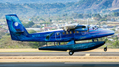 N77TF - Viking DHC-6-400 Twin Otter - Tudor Investment Aviation